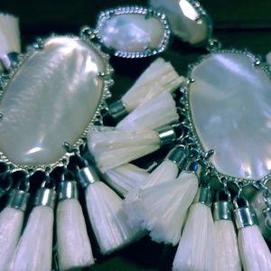 Kendra Scott tassle earrings